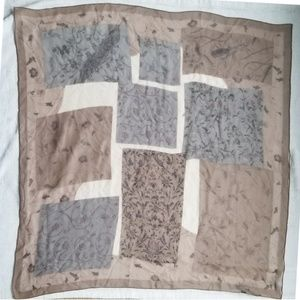 Halston Silk Scarf